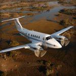 Перелеты в Прованс на King Air 200