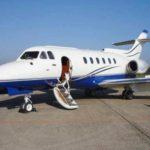 Перелеты в Прованс на Hawker 700