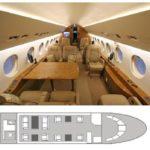 Перелеты в Прованс на Falcon 2000 EX